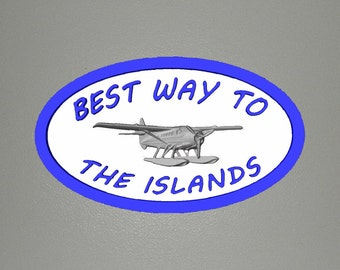 Island flight Planes Custom business signs Travel signs Welcome to island carved signs Personalized wooden signs Custom business sign Flight