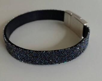 Swarovski Cuff Bracelet Swarovski Medley Leather Bracelet Swarovski Crystal bracelet