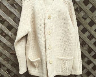 SALE!!!! Ingo 100% Wool Eskimo Sweater