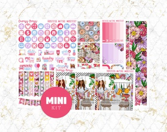 Hostess with the Mostest Mini Kit | 120+ Stickers