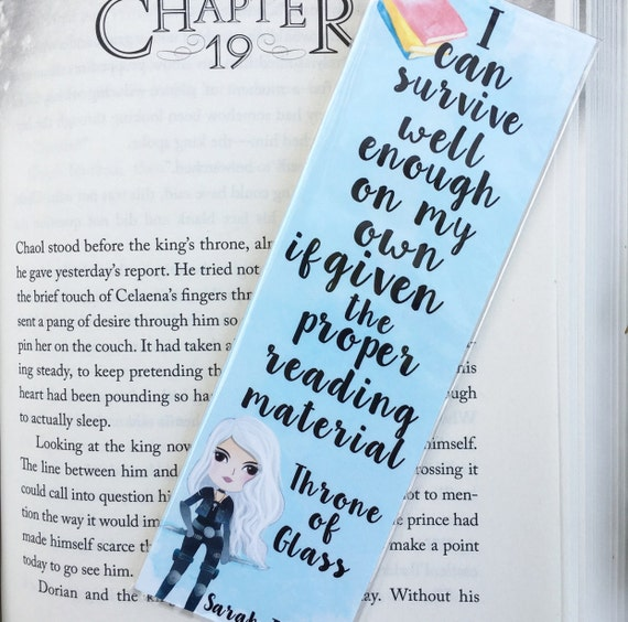 I can survive well Bookmark