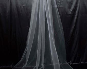 Cathedral long veil