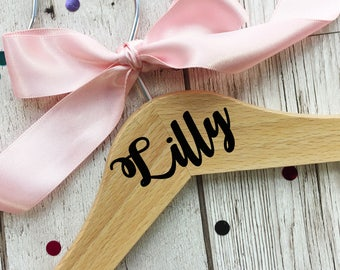 Baby clothes hanger | Etsy