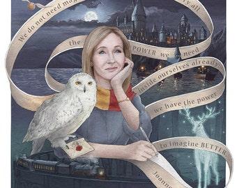 Joanne (J.K.) Rowling