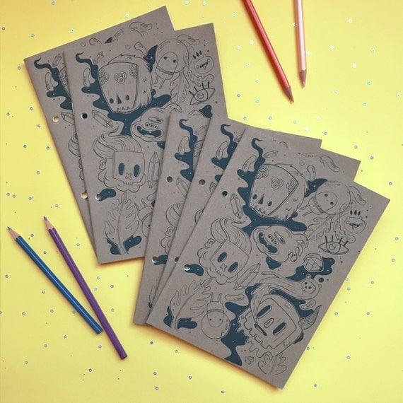 Galactic Notebook Journal