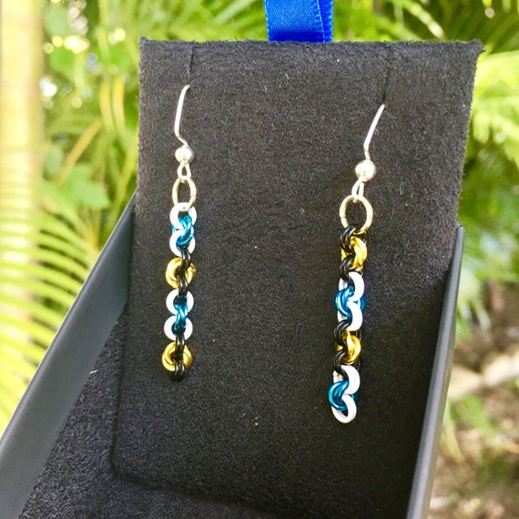Dennery St. Lucia Earrings