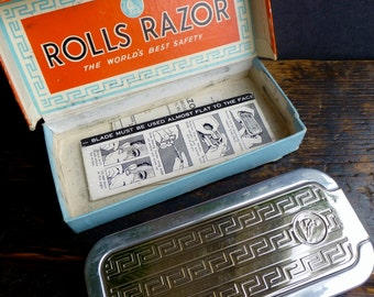 Rolls Razor Imperial No 2 Model in Original Box C.1950's