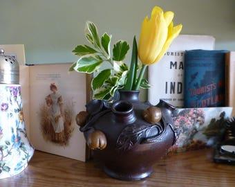 Pottery Tulip Vase