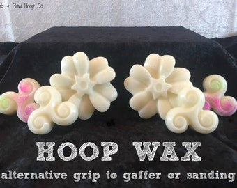 NEW+_+Hoop Wax!! - Great alternative grip method for your hoop! Knee hoop in jeans!