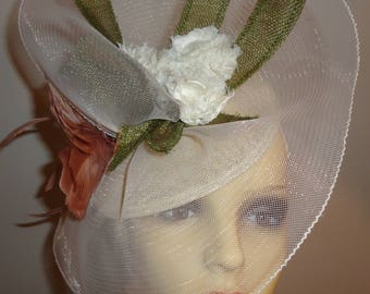 Fascinator - single piece