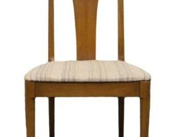 BROYHILL Brasilia Mid Century Modern Splat Back Side Chair