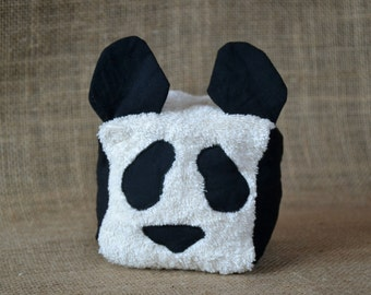Cute animal cube, cube of awakening, organic baby, motor baby, montessori, bio sponge cube, cube, rattle, toy baby, cube activity, sensory toy