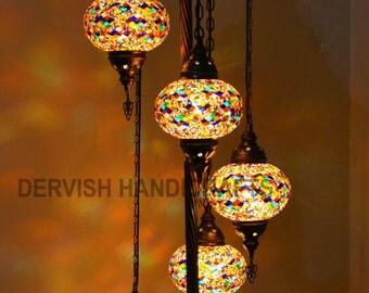 Standing lamp | Etsy