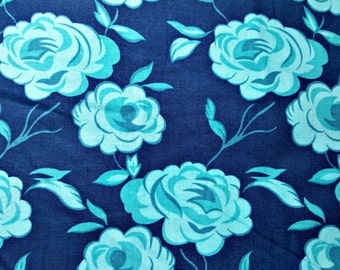 Rosalinda Rose Branch CP41393 by Springs Creative, Fabric by the Yard