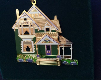 Shelia's Historical Ornament collection- Dragon House