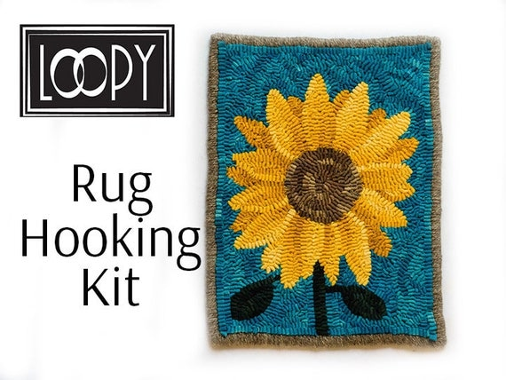 Rug Hooking Kit for Girls
