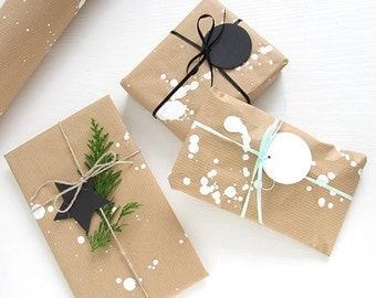Geschenk Verpackungs-Service - Geschenk einpacken - Service option von renna deluxe