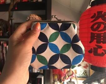 Wallet - wallet - purse - Japanese fabrics - Japanese fabrics