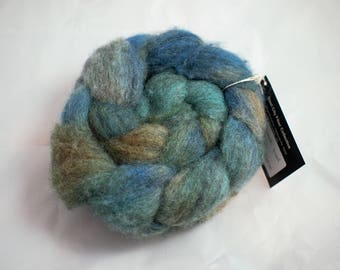 Steel City Fiber Collective // Hand-dyed Roving // 100% Coopworth, 4oz