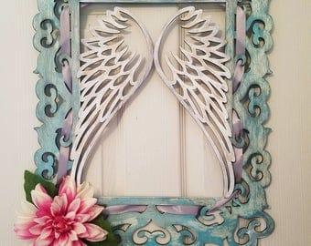 Angel Wings Door/Wall Hanger