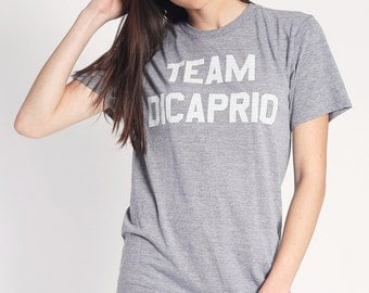 TEAM DICAPRIO Ladies Fan T-shirt