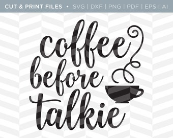 SVG Cut / Print Files - Hug in a Mug | Coffee Quote | SVG ...