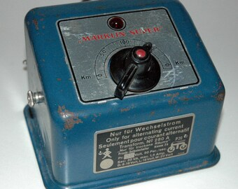 Vintage Marklin super transformer