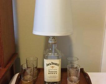 Jack Daniels Lamp