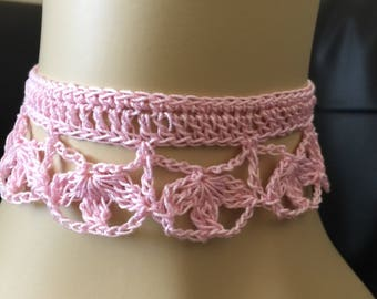 Victorian Romance Intricate Choker for Cosplay