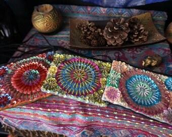 Handmade beaded purse from Malaysia