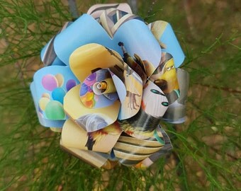 Up-Decor-Wedding-Bridal Bouquets-Book lover gift-Disney- Valentines