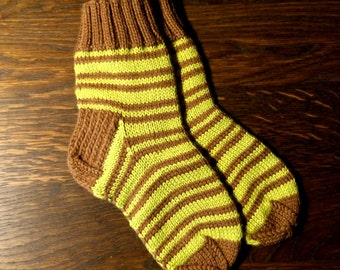 Handmade children socks