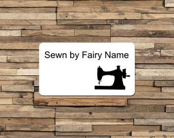 Fairy Garment Labels