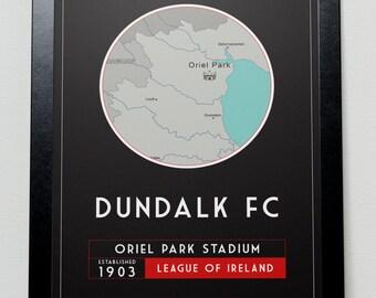 Dundalk FC GPS Poster