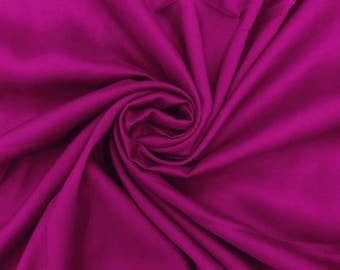 "Purple Fabric, Decorative Fabric, Quilt Material, Dressmaking Fabric, Sewing Crafts, 56"" Inch Cotton Fabric By The Yard ZBC7359K"