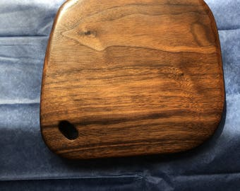 Walnut cheese/ serving board