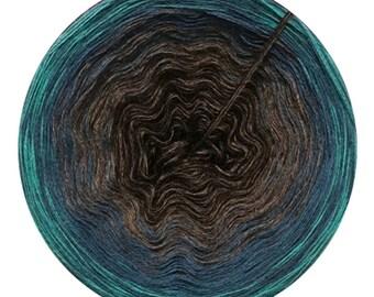 Gradient Yarn M 0001 A - 4 Ply