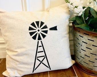 Ready to ship, Farmhouse pillow, pillow cover, farmhouse decor