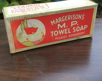 Vintage Margerison's Soap