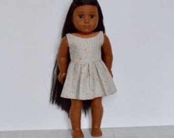 """The Lux Doll Dress for 18"""" dolls"""