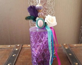 Fairy/Faery Spell Bottle ~ Attracting Fey, Faery Blessings, Fey Magick, Faery Charm, Protection from Mischevious Fey
