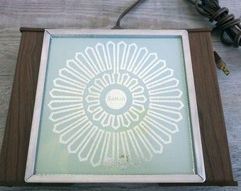 Vintage Salton Hotray, Mid Century Warming Tray, MidCentury Plate Warmer, Vintage Hot Plate, Vintage Hot Tray