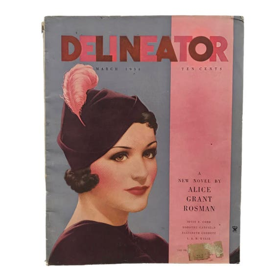 The Delineator, March 1934.