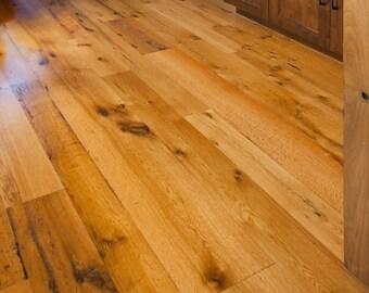 Sale! Authentic Reclaimed Wood Flooring