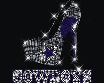 Inspired Dallas Cowboys, Sexy Shirts, Dallas Cowboys Women, Dallas Cowboys bling bling tshirts, Dallas Cowboys High Heels, Cowboys, Tshirts