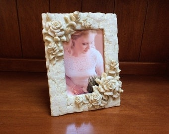 A. Richesco Corporation Resin Frame for 4x6 Photo 3D