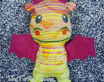 Wrap Scrap Dragon - Pellicano Moyo