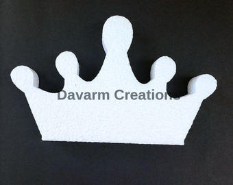 Large Crown/ Party Decoration/ Queen Decor/ Princess/Party Styrofoam/Crown/Queen/XV/Sweet 16/Princess party/Princess/Girl crown/Wall decor