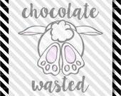 Easter svg cut file - Funny Easter svg - Easter svg - Bunny svg - silhouette svg - bunny svg - cricut cut file - dxf file - svg file - svg
