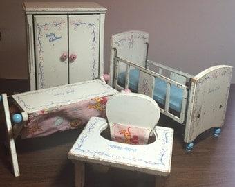 Madame Alexander Doll Furniture Set